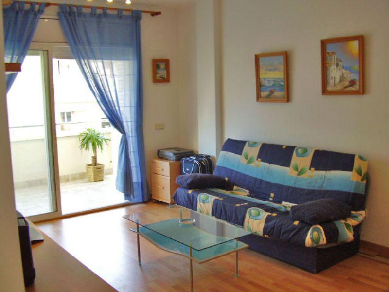 Kvartira v uyutnom gorodke Lloret de Mar na beregu morya - N1350 - vikmar-realty.ru