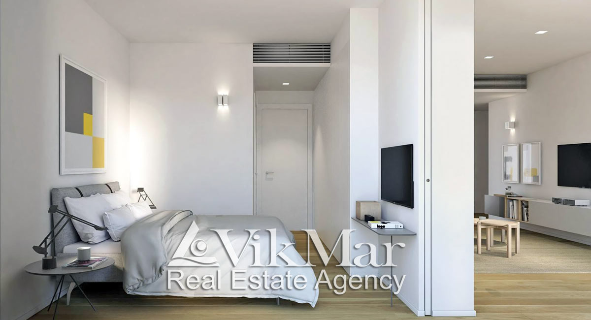 Kvartiry v komplekse novostroyke UNIQ Residential Aragón 102 [ARA102] v Eshample - N1450 - vikmar-realty.ru