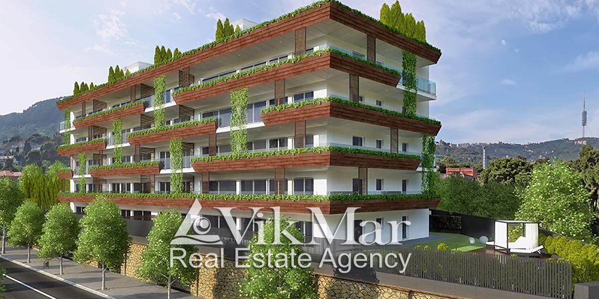 Elitnyye kvartiry v novom komplekse One Pedralbes House v Verkhney Barselone - N1960 - vikmar-realty.ru