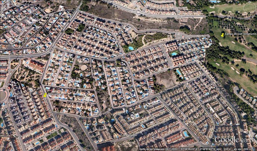 Nedvizhimost Ispanii, prodazha nedvizhimosti taunkhaus, Kosta-Blanka, Torrevyekha - N2010 - vikmar-realty.ru