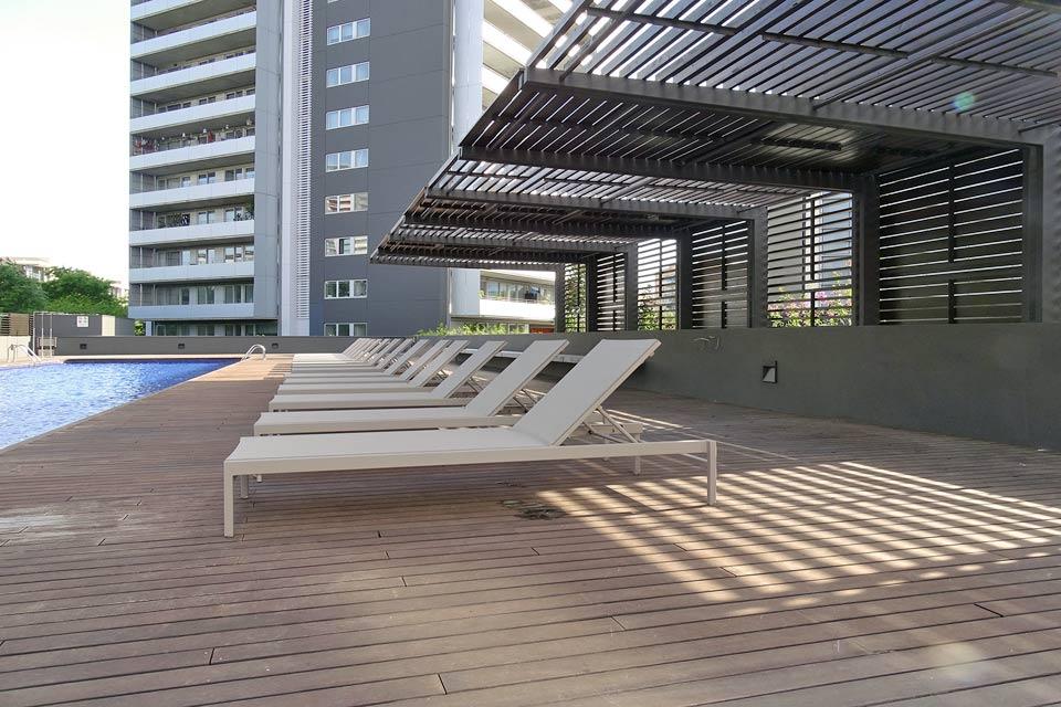 Apartamenty v komplekse Isla del Cielo v rayone Diagonal Mar v Barselone - N3210 - vikmar-realty.ru