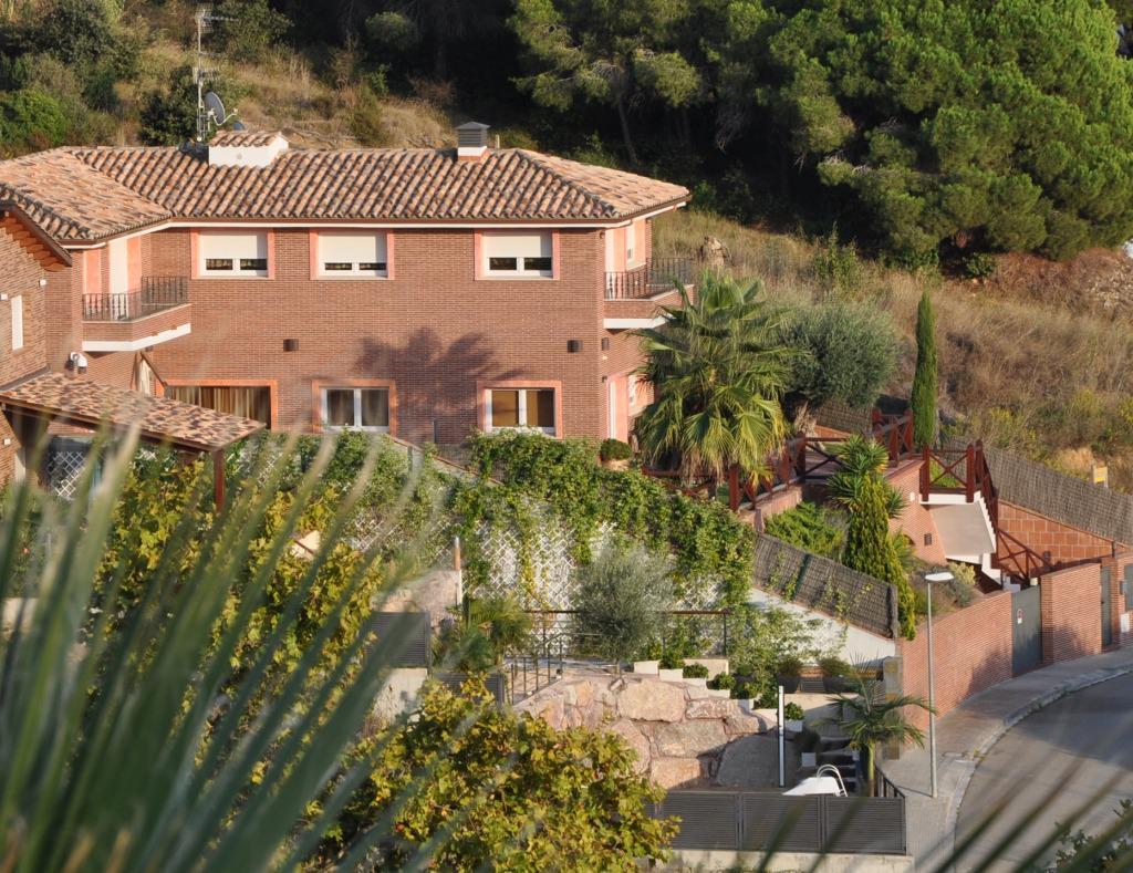 Elitnaya villa v prigorode Barselony s vidom na more - N1261 - vikmar-realty.ru
