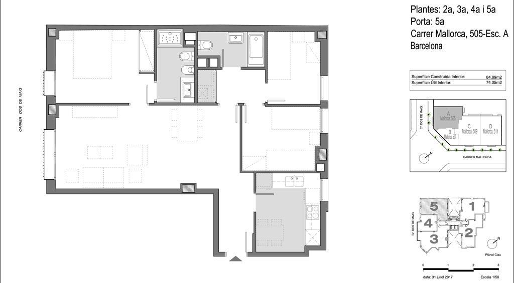 Sovremennyye kvartiry v prestizhnom rayone Barselony - N1881 - vikmar-realty.ru