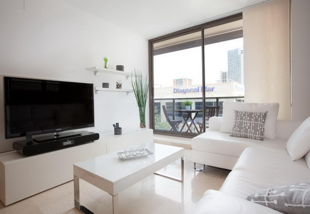 Sovremennaya kvartira v Barselone s terrasoy v tsentralnom rayone Diagonal Mar - N2411 - vikmar-realty.ru