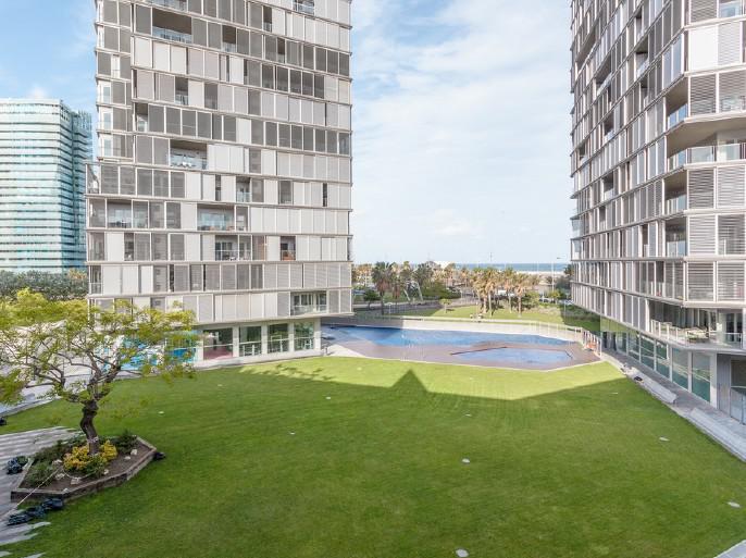 Otlichnaya kvartira v Barselone v rayone Diagonal Mar - N2621 - vikmar-realty.ru