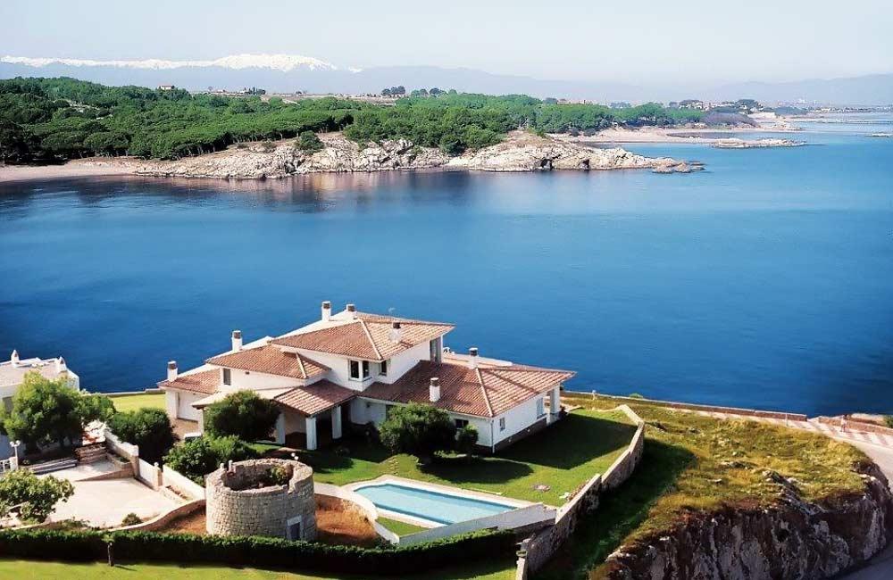Elitnaya villa v Ispanii na beregu morya na Kosta Brava v La Eskala - N3071 - vikmar-realty.ru