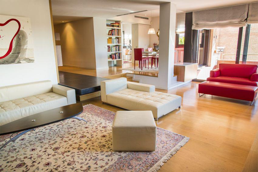Apartamenty v prestizhnom rayone Barselony s panoramnymi vidami - N3221 - vikmar-realty.ru
