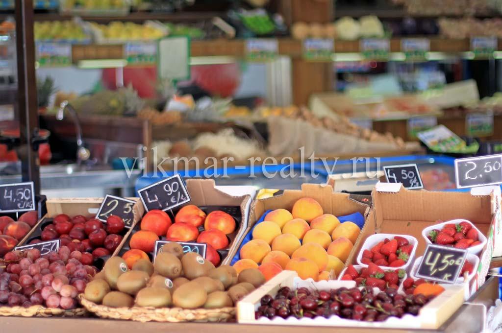 Kommercheskaya nedvizhimost v Ispanii: plodoovoshchnoy magazin v Barselone v Sants Montjuic - N3571 - vikmar-realty.ru