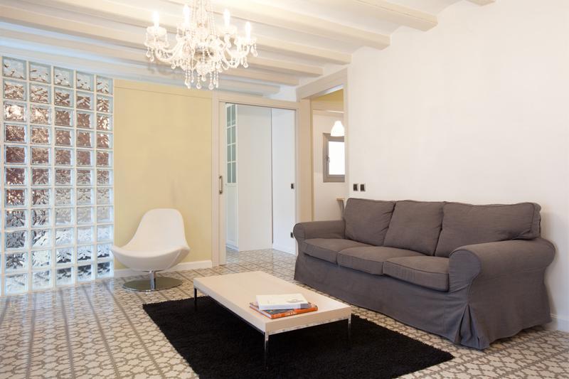 Elitnaya kvartira v Barselone na ulitse Cucurulla - N1462 - vikmar-realty.ru