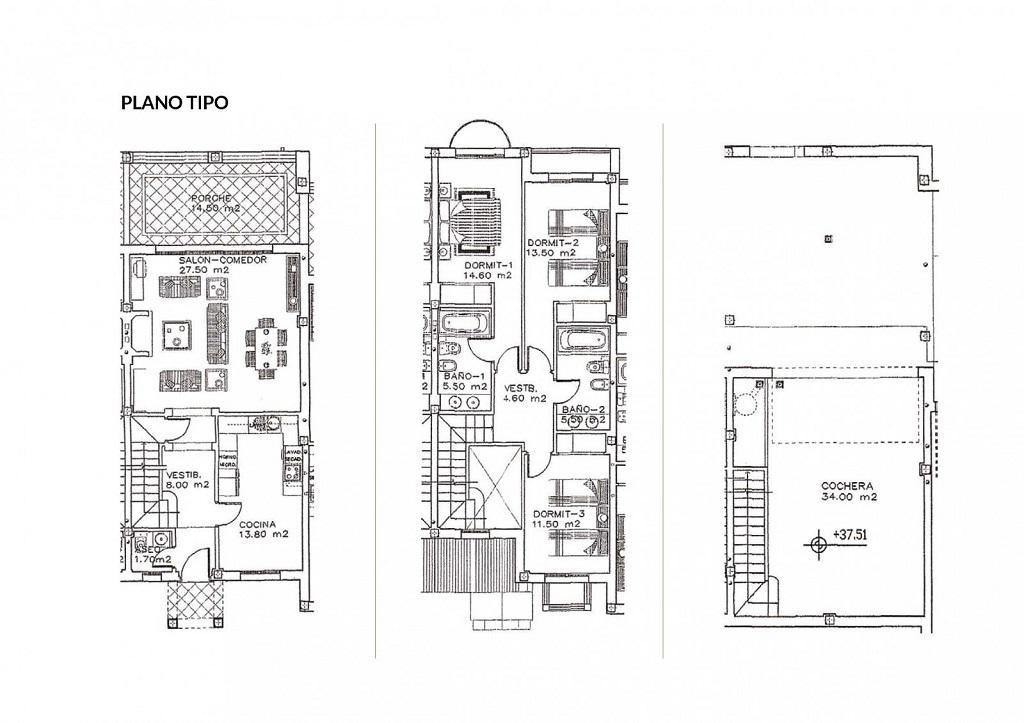 Komfortny taunkhaus v zhilom komplekse Ibergolf v Estepone - N2072 - vikmar-realty.ru