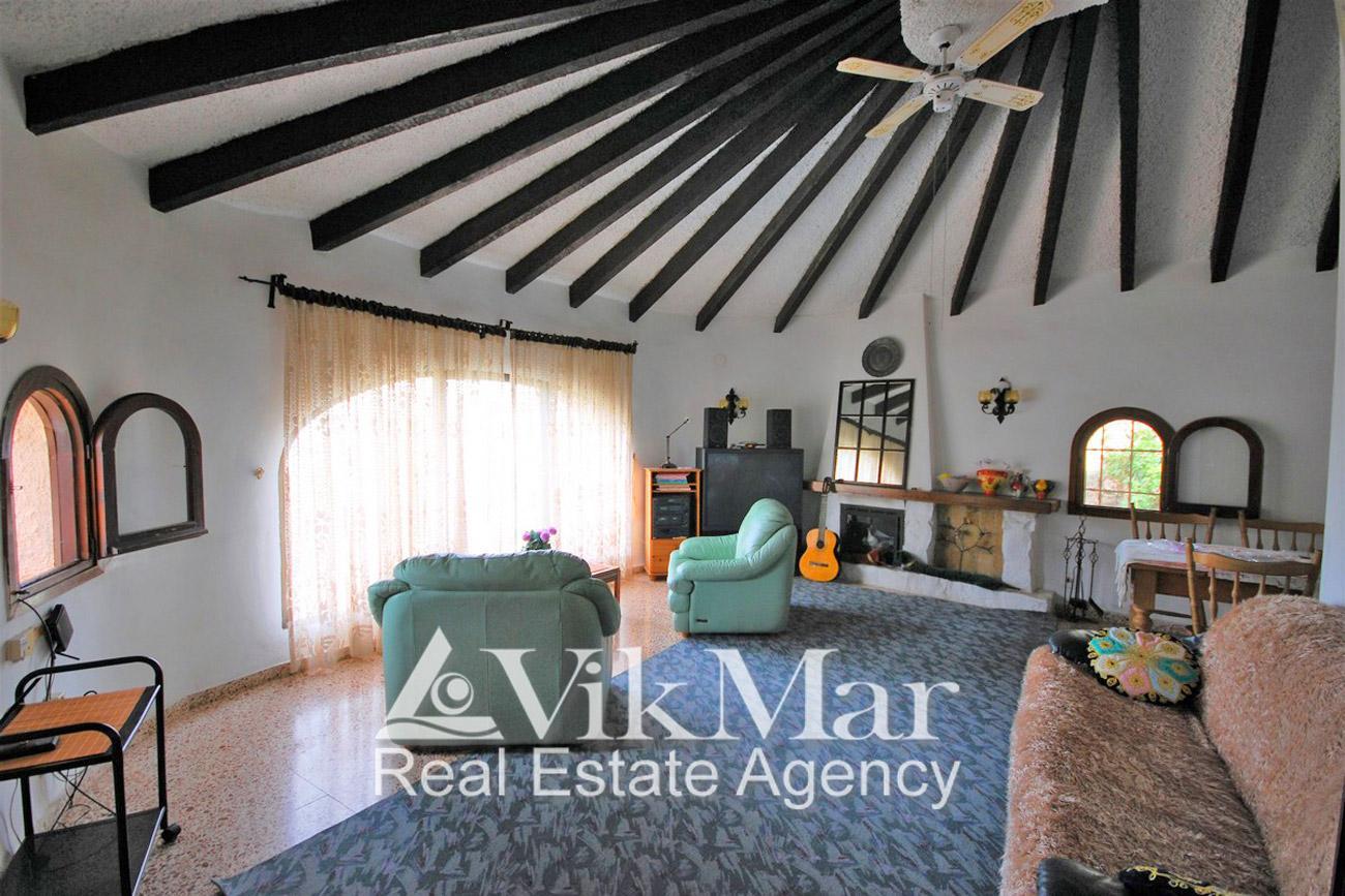 Prodayetsya villa v Kalpe s terrasirovannym uchastkom s vidom na more - N2322 - vikmar-realty.ru