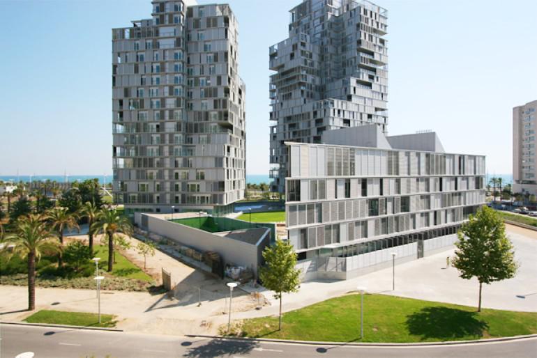 Kvartira v Barselone na Diagonal Mar v elitnom komplekse - N2382 - vikmar-realty.ru
