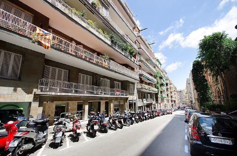 Elitnaya kvartira v Barselone v sovremennom stile v rayone San Zhervazi - N2303 - vikmar-realty.ru