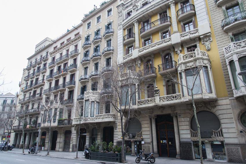 Shikarnaya kvartira v Barselone v tsentre v istoricheskom dome - N3223 - vikmar-realty.ru