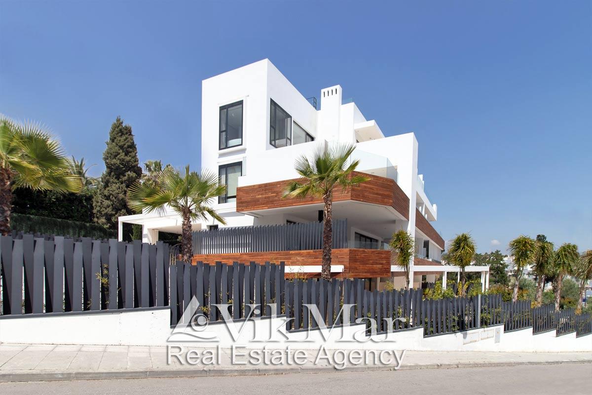 8 novykh kvartir v urbanizatsii Senorio de Marbelya v rayone Zolotaya Milya - N3283 - vikmar-realty.ru