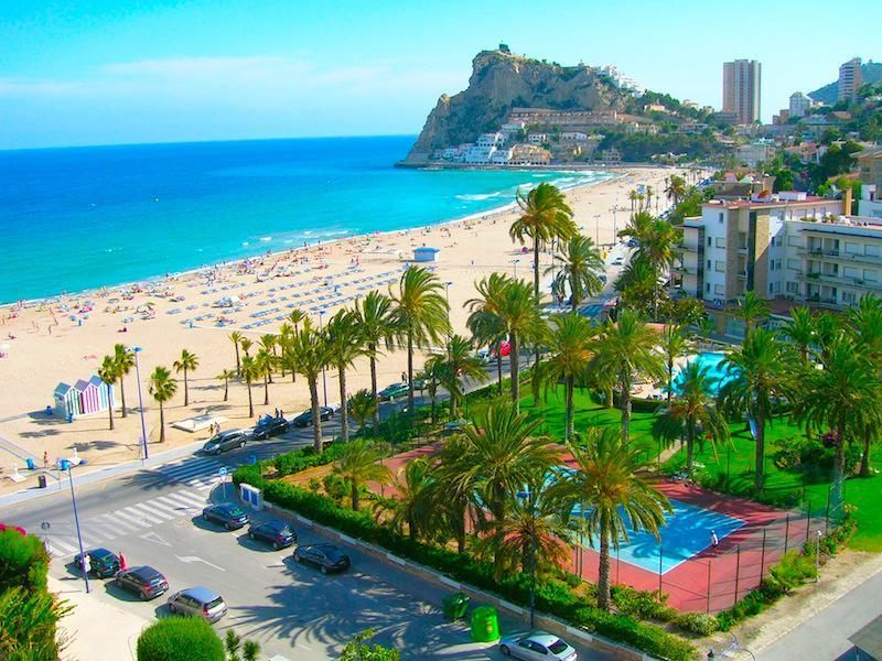 Испания коста бланка бенидорм недвижимость