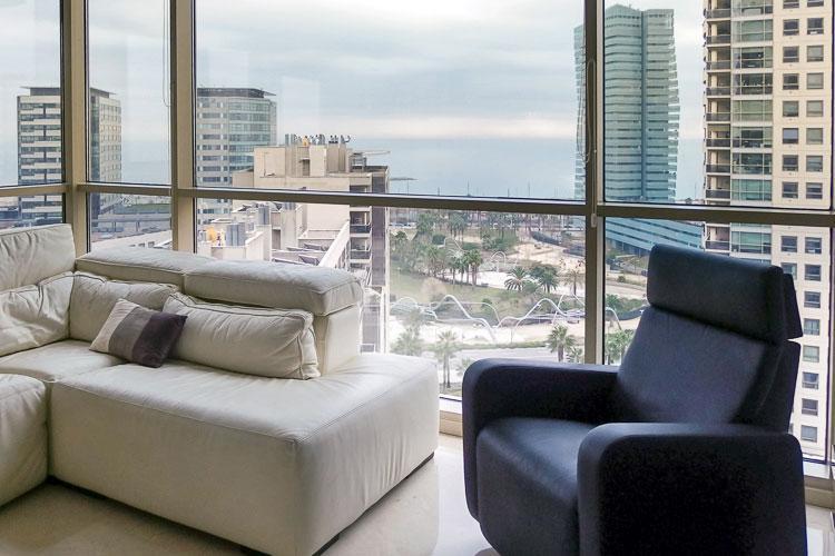 Elitnyye apartamenty u morya v rayone Diagonal Mar v Barselone - N2404 - vikmar-realty.ru