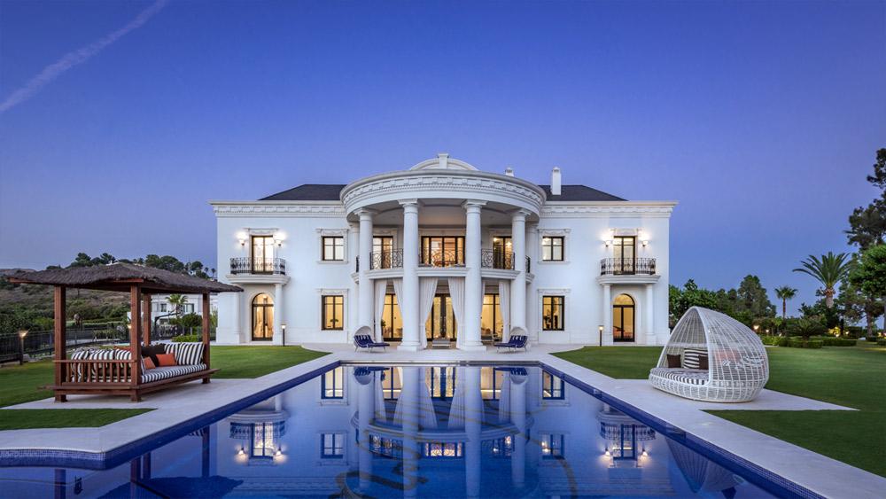 Elitnaya villa «Victoria» v Urbanisason Asyenda las Chapas v Marbelye - N2414 - vikmar-realty.ru