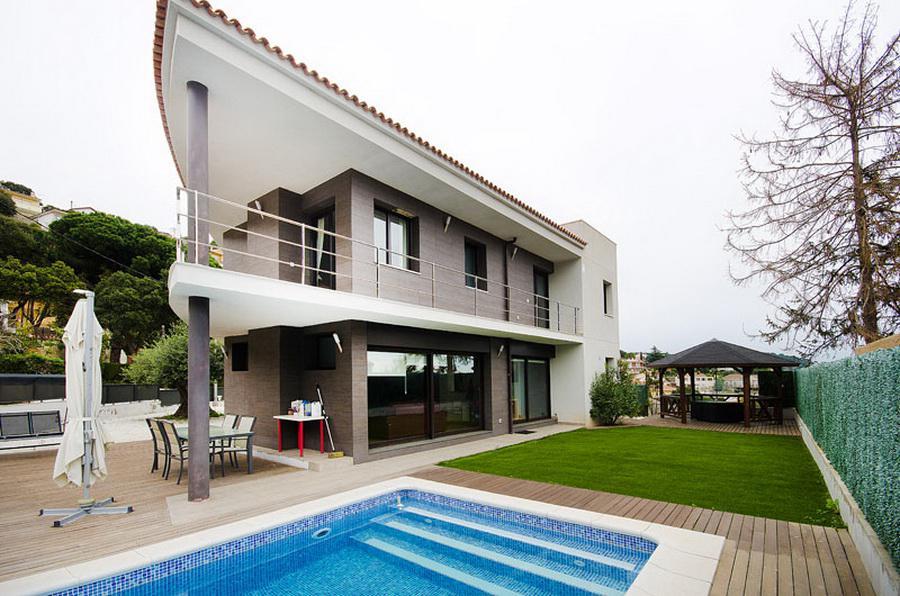 Krasivaya villa v prigorode Barselony v lesu - N3104 - vikmar-realty.ru