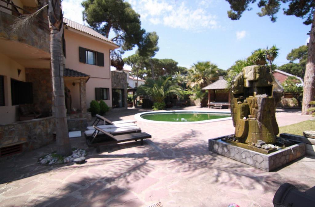 Dom v kurortnom prigorode Barselony - N3164 - vikmar-realty.ru