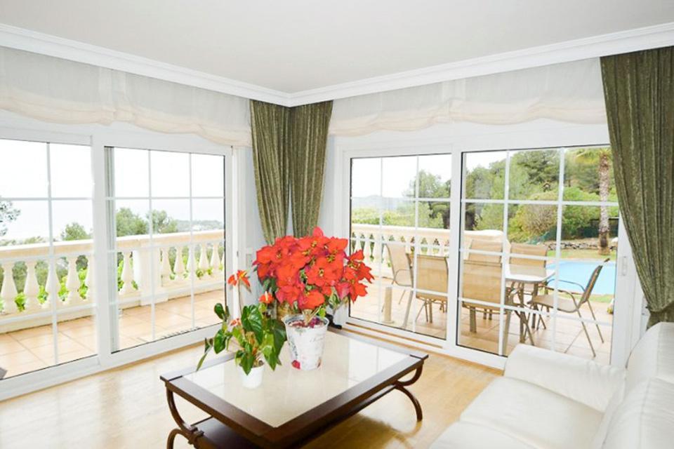Villa v prigorode Barselony s vidom na more v zapovednike Garraf - N3274 - vikmar-realty.ru