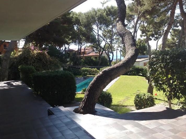 Elitnaya villa v Roda de Bara s sadom i vidom na more - N3424 - vikmar-realty.ru
