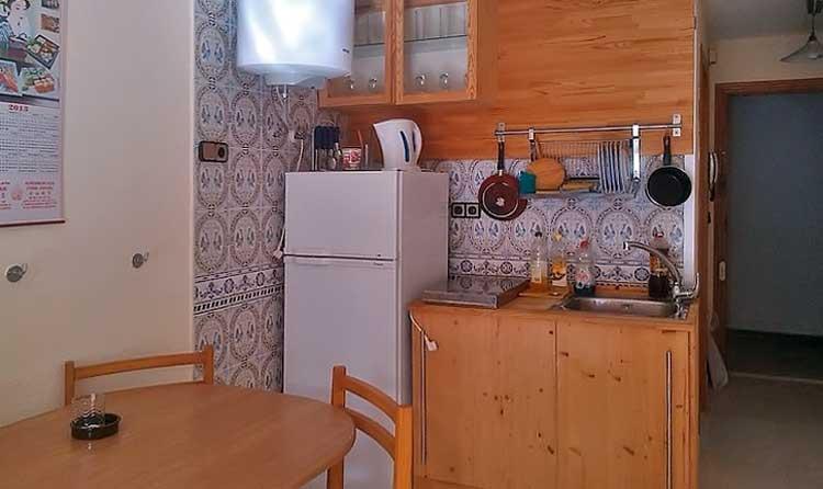 Kvartira-studiya v Torrevyekha nedorogo u morya, Ispaniya - N3494 - vikmar-realty.ru