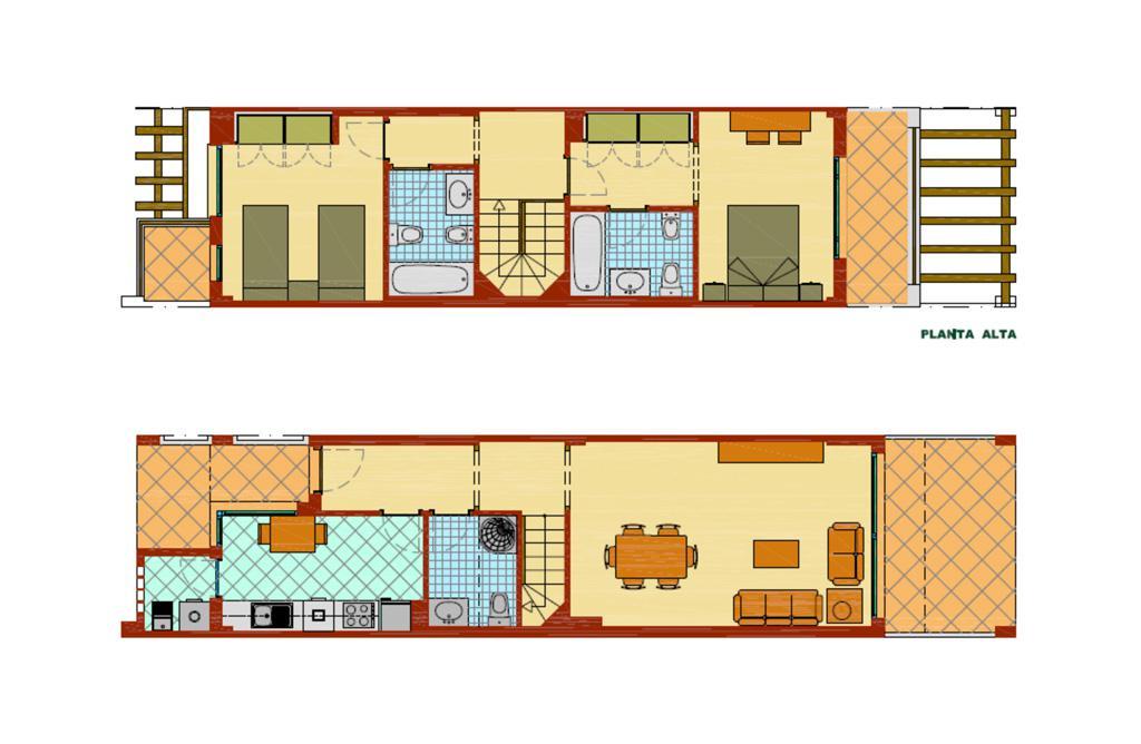 Smezhny dom v Benidorme u morya - N1035 - vikmar-realty.ru