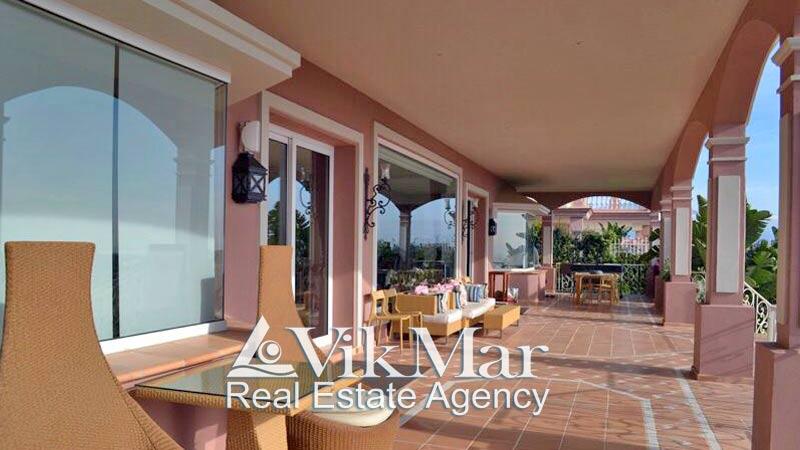 Elitnaya villa v Benakhavise v urbanizatsii Los Flamingos Golf na ulitse Munis - N2225 - vikmar-realty.ru