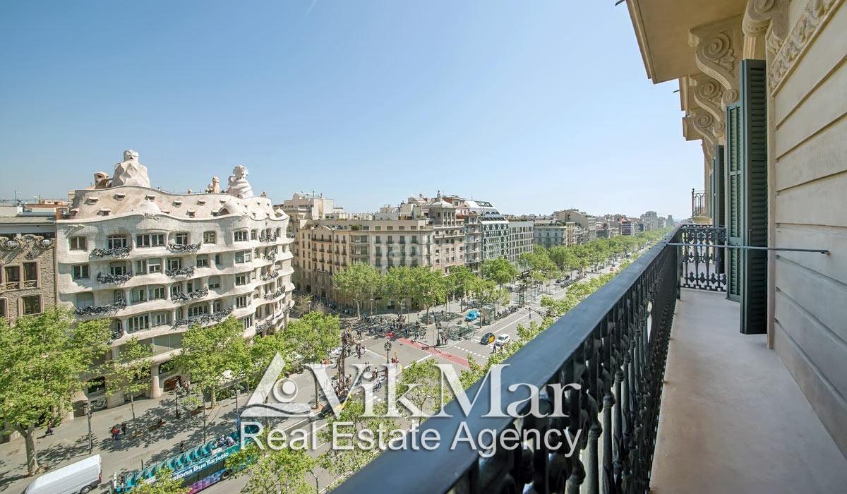 Elitnaya kvartira na bulvare Paseo de Grasia na Zolotoy Mile Barselony - N2325 - vikmar-realty.ru