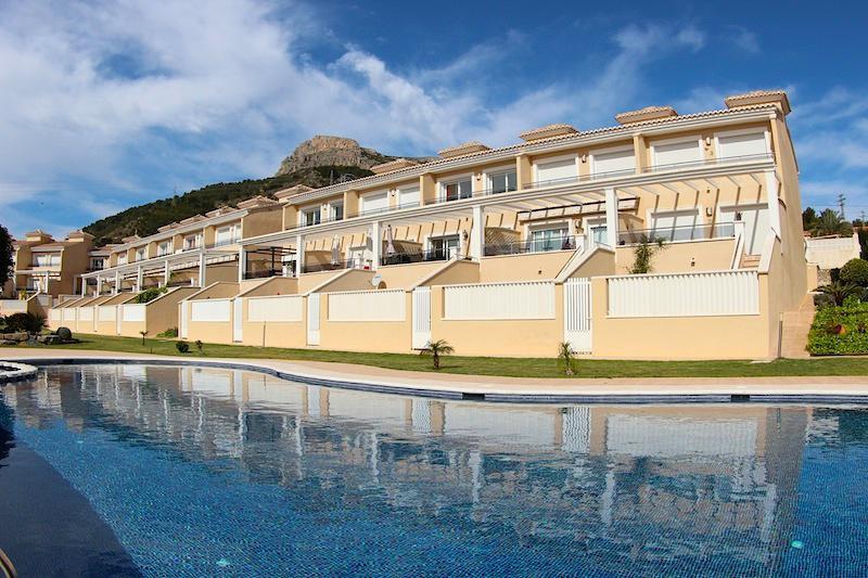 Недвижимость в испании косте бланка