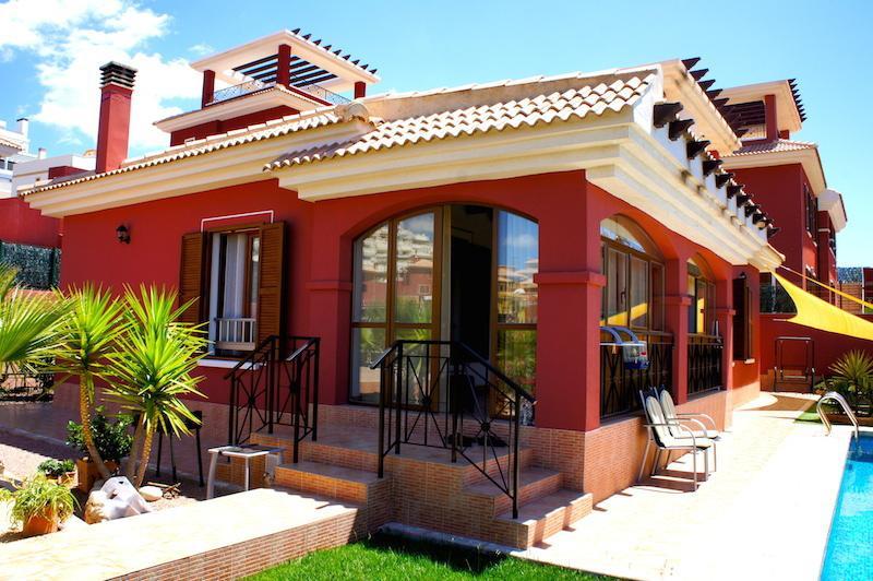Villa v Finestrate v novom komplekse - N3115 - vikmar-realty.ru