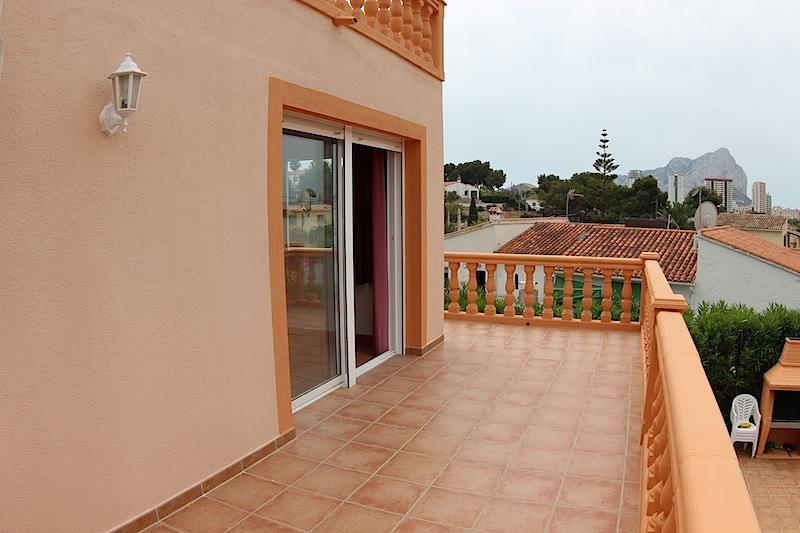 Villa s terrasami v Kalpe s vidom na more i mys Ifach - N3135 - vikmar-realty.ru
