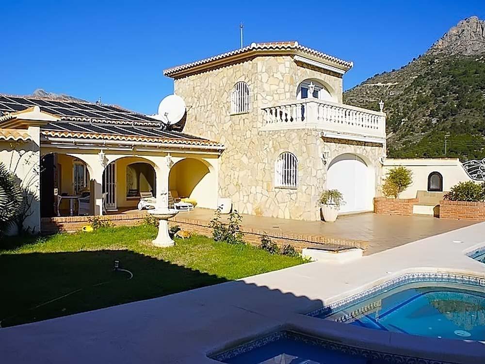 Elitnaya villa v Ispanii na Kosta Blanka v Kalpe - N3365 - vikmar-realty.ru