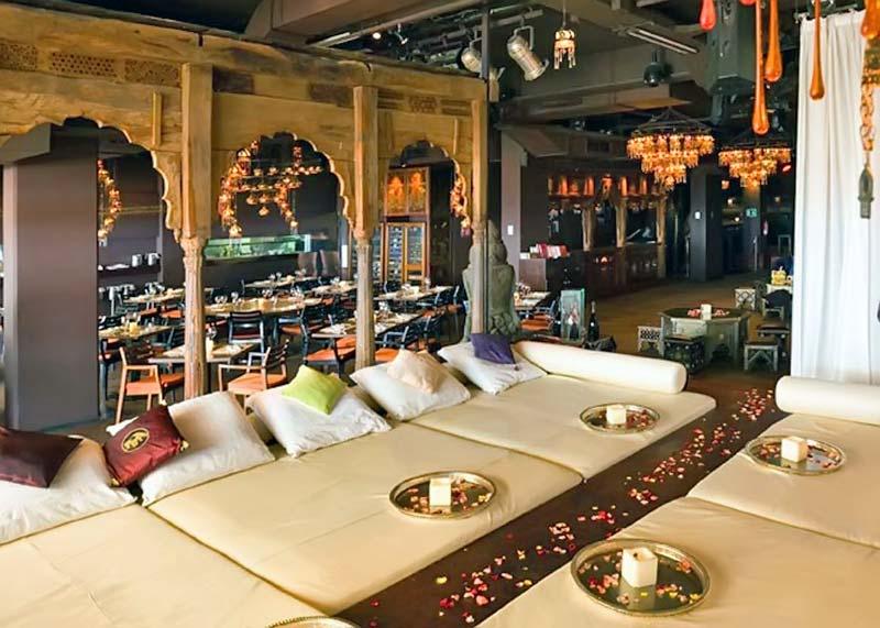 Gotovy biznes v Ispanii: restoran v Barselone v tsentralnom rayone Grasia (Gràcia) - N3575 - vikmar-realty.ru