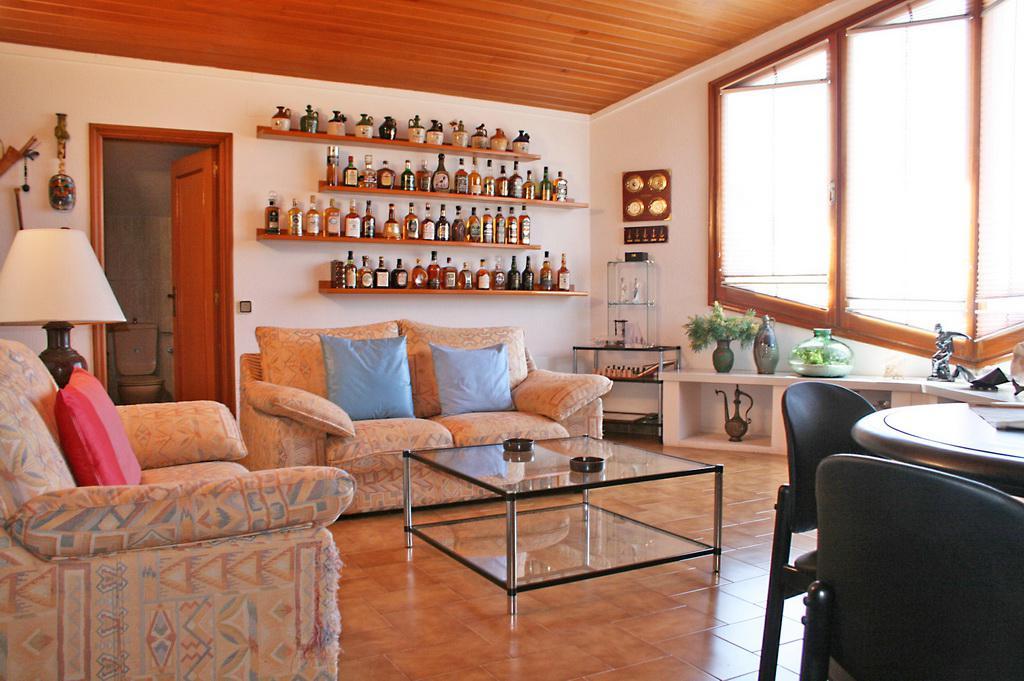 Prostornaya sovremennaya villa s vidom na more v Lloret de Mar - N3685 - vikmar-realty.ru