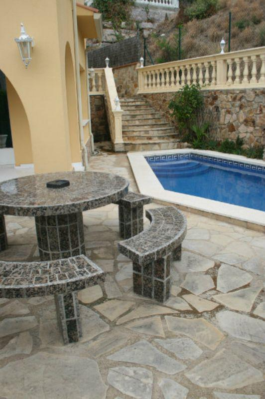Villa v Lloret de Mar v bukhte Kaniyelles - N1746 - vikmar-realty.ru
