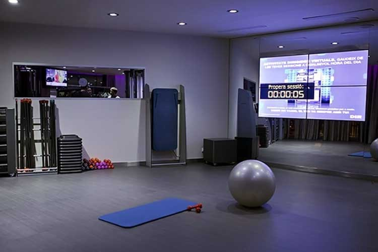 Fitnes tsentr v Barselone, Ispaniya - N3206 - vikmar-realty.ru
