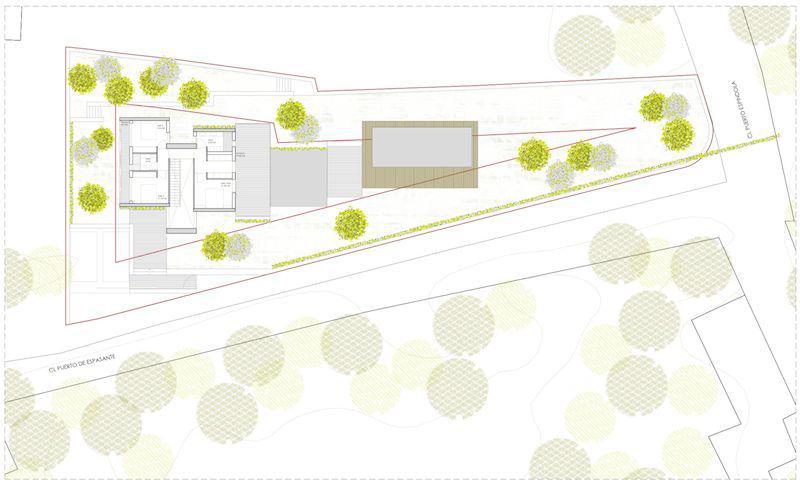 Proyekt villy v Morayre v ultra sovremennom arkhitekturnom stile - N3216 - vikmar-realty.ru