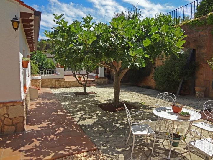 Villa s gostevym domom v Lloret de Mar - N3446 - vikmar-realty.ru