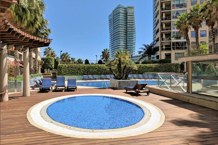 Eksklyuzivnaya kvartira - apartamenty v Barselone v tsentrelnom rayone Diagonal Mar - N3616 - vikmar-realty.ru