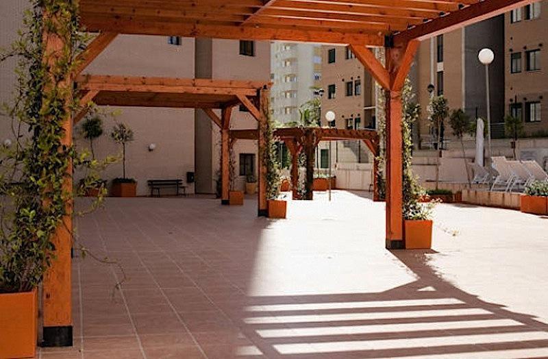 Kvartiry v Benidorme na poberezhye v novom zhilom komplekse - N1247 - vikmar-realty.ru