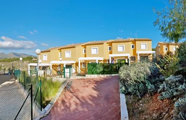 Купить дом в селе в испании