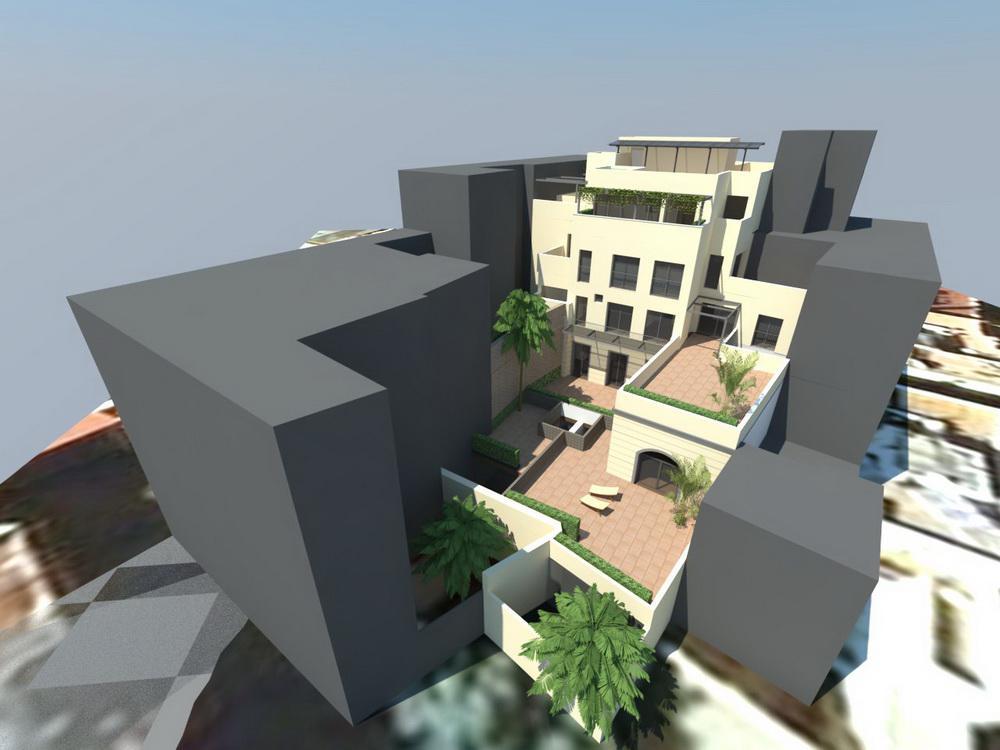 Prodazha kvartir v tsentre Barselony v stoyashchemsya zhilom komplekse - N2727 - vikmar-realty.ru
