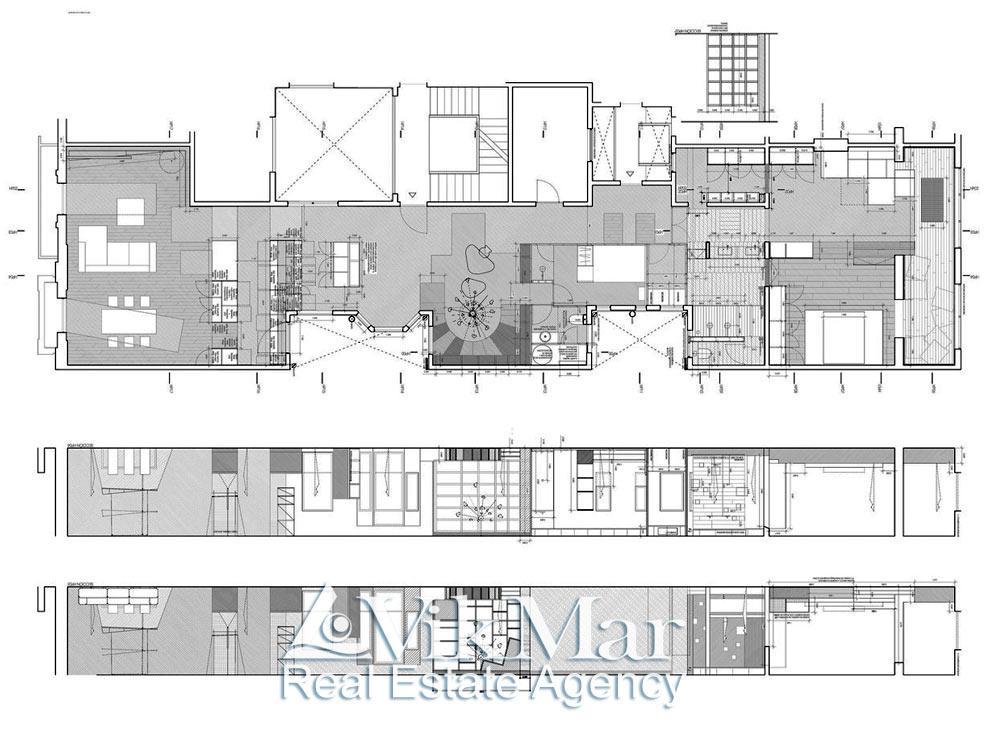Dizaynerskaya kvartira loft v tsentre Barselony v istoricheskom rayone «Zolotoy Kvadrat Moderna» - N3107 - vikmar-realty.ru