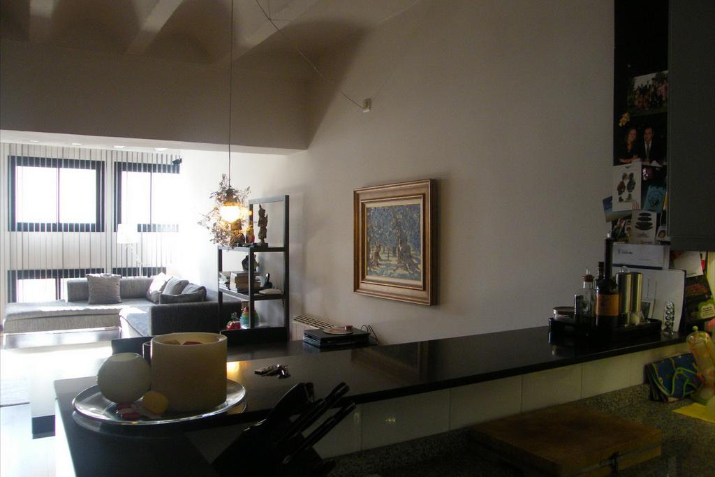 Stilnaya kvartira v Barselone, rayon Grasia - N1368 - vikmar-realty.ru