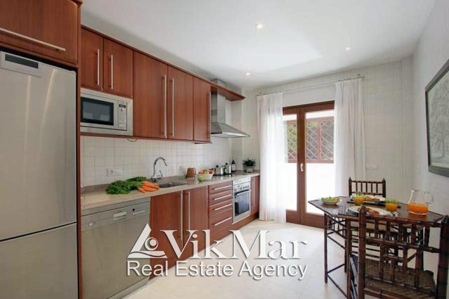 Kvartiry na prodazhu v urbanizatsii Lomas del Rey - N2328 - vikmar-realty.ru