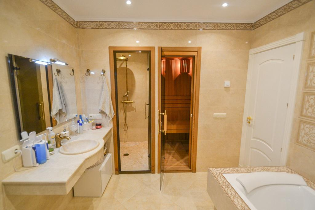 Villa posle rekonstruktsii v Marbelye v urbanizatsii Cortijo de Nagüeles - N2418 - vikmar-realty.ru