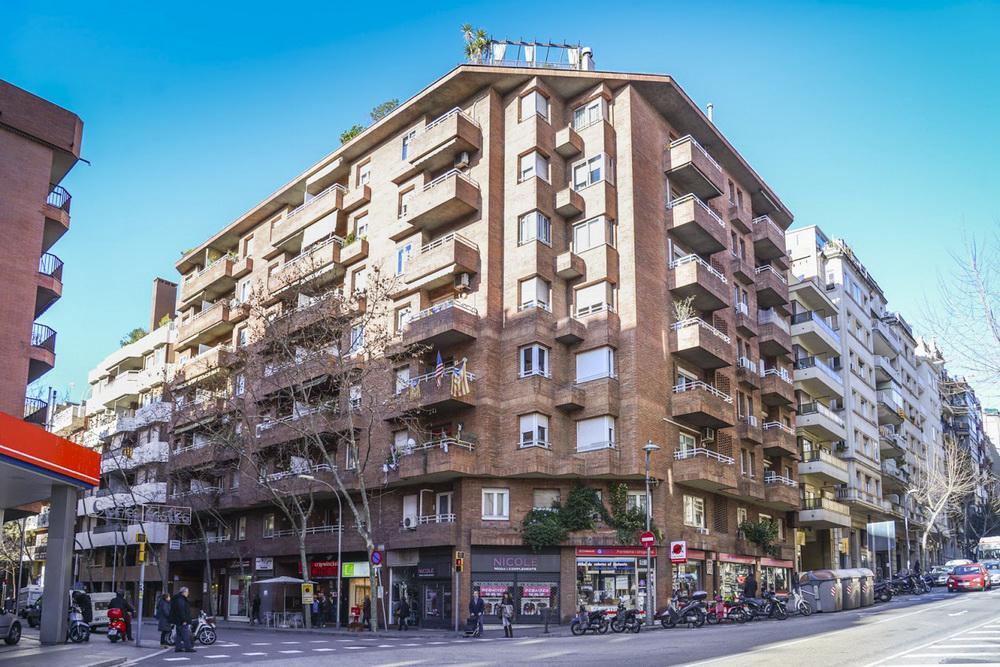 Novaya kvartira v Barselone v rayone Sant Gervasi okolo parka - N3188 - vikmar-realty.ru