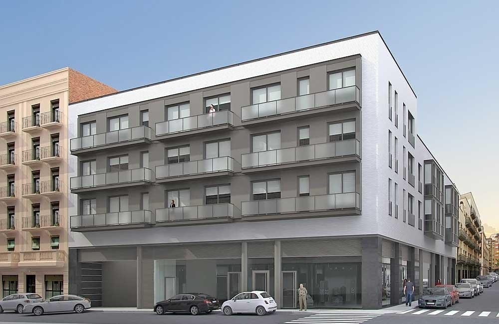 Novyye kvartiry v Barselone v Ispanii (v tsentre) - N3498 - vikmar-realty.ru